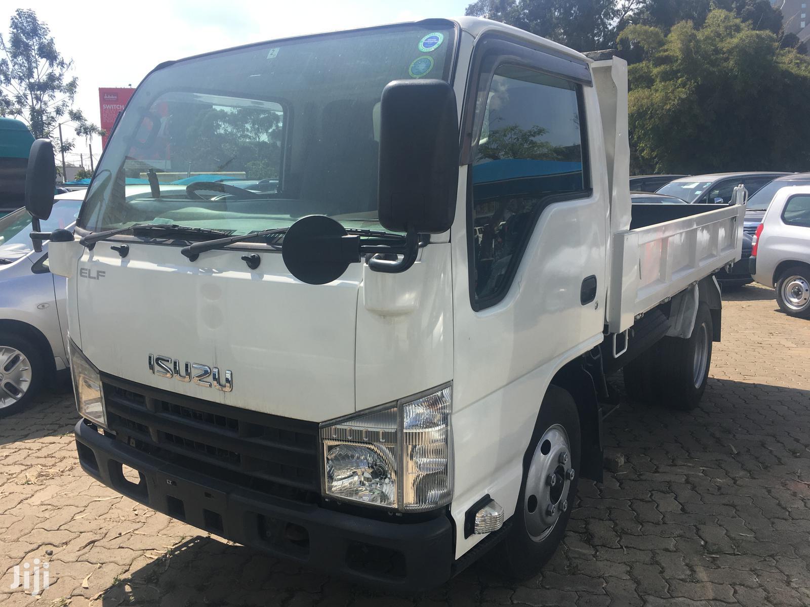 Isuzu Elf 3tn Tipper Manual Diesel