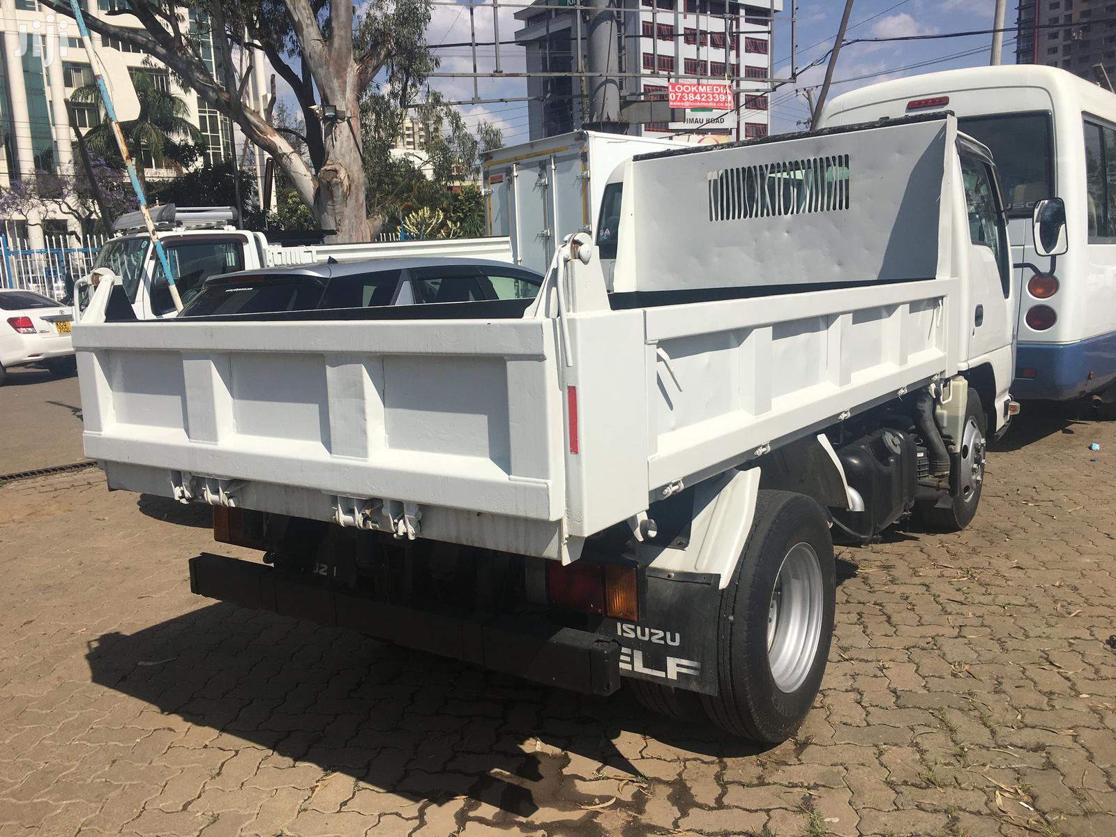 Isuzu Elf 3tn Tipper Manual Diesel | Trucks & Trailers for sale in Kilimani, Nairobi, Kenya