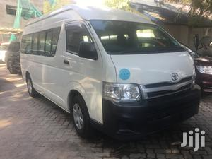 2014 Toyota Hiace 9L Diesel Auto   Buses & Microbuses for sale in Nairobi, Kilimani