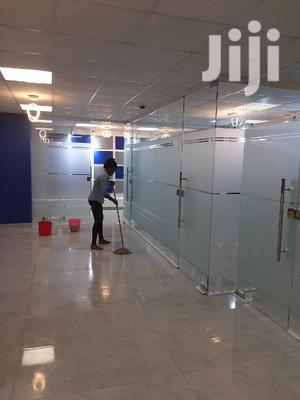 Frameless Toughened Glass Partitioning   Building & Trades Services for sale in Nairobi, Nairobi Central