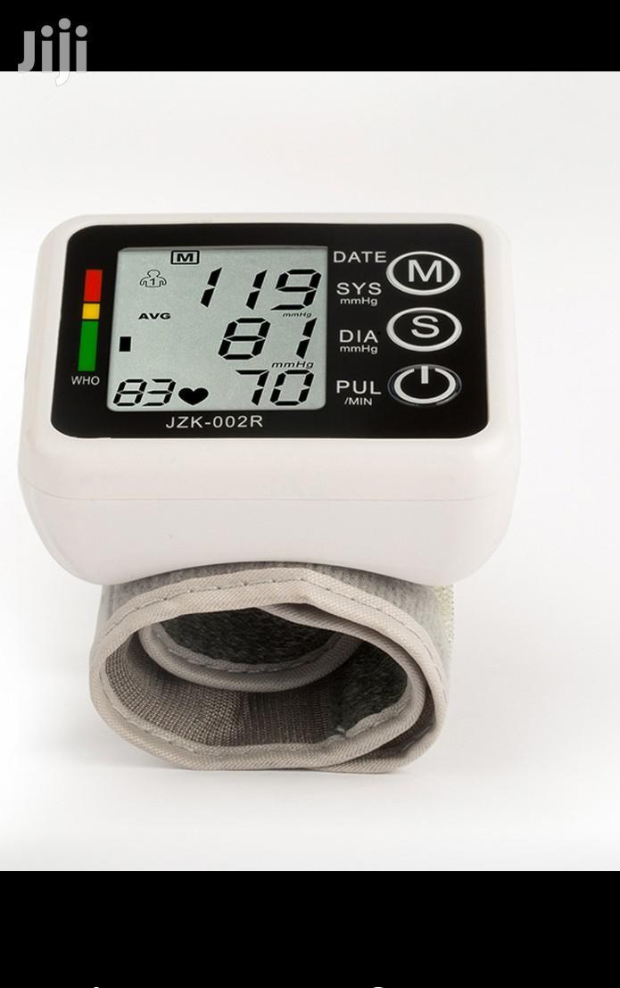 Wrist Bloodpressre Pressure Monitor