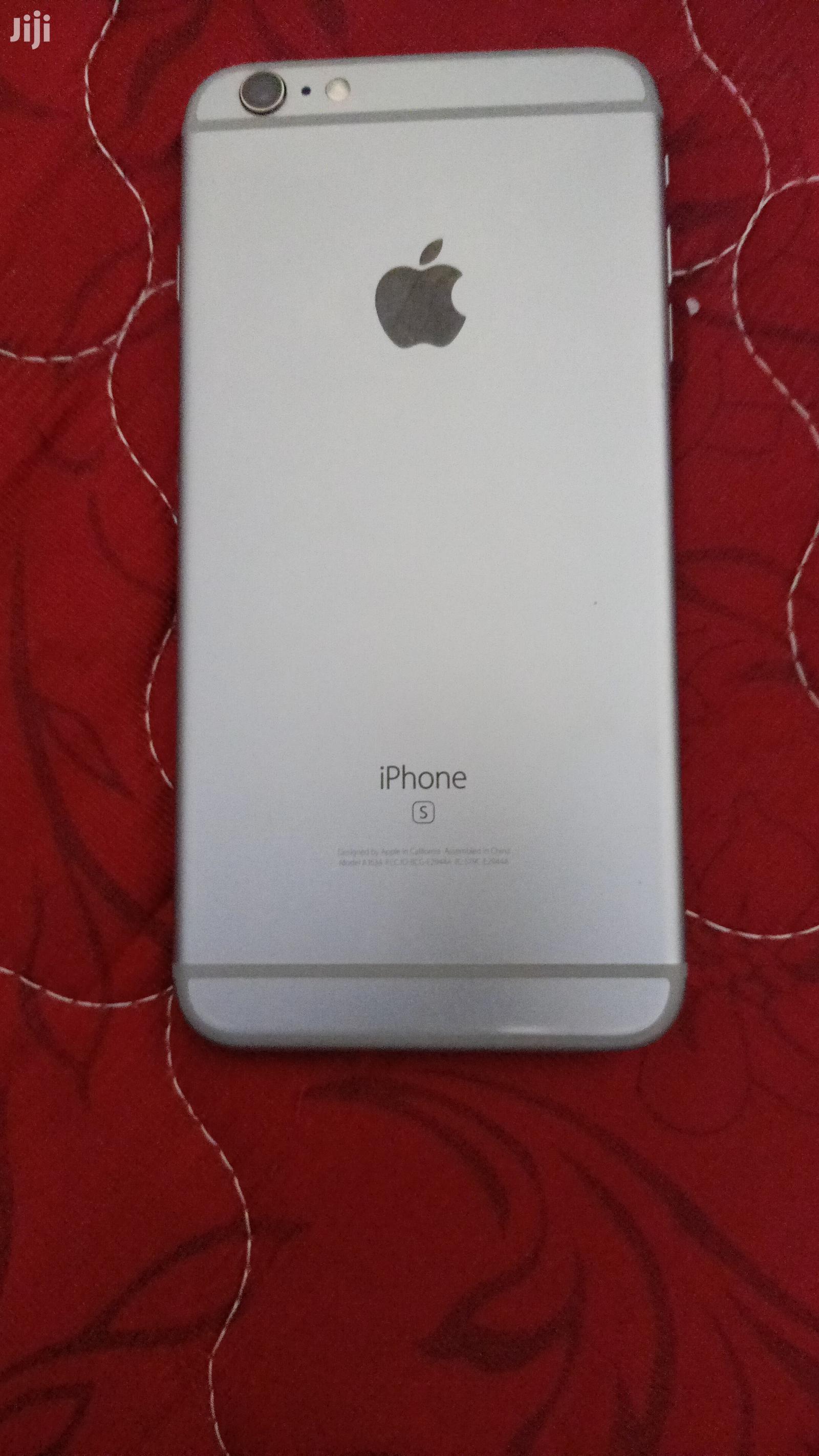 Archive: Apple iPhone 6 Plus 128 GB White