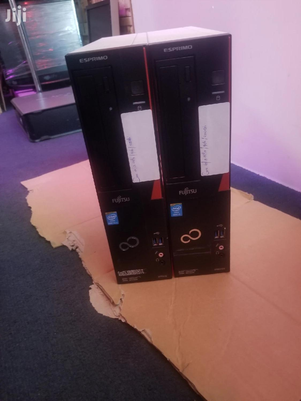 Desktop Computer Fujitsu Esprimo D757/E85+ 4GB Intel Core i5 HDD 500GB