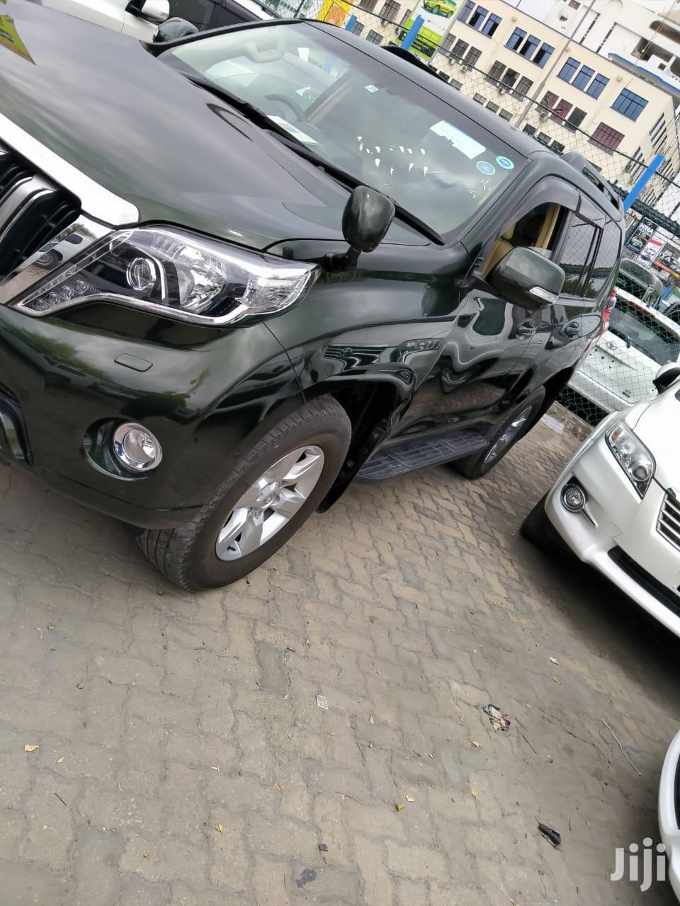 Toyota Land Cruiser Prado 2015 Green | Cars for sale in Mvita, Mombasa, Kenya