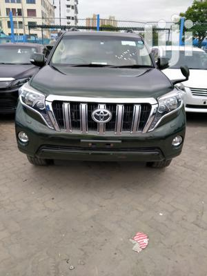 Toyota Land Cruiser Prado 2015 Green | Cars for sale in Mombasa, Mvita