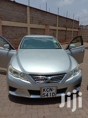 Toyota Mark X 2009 Silver | Cars for sale in Mombasa, Kisauni