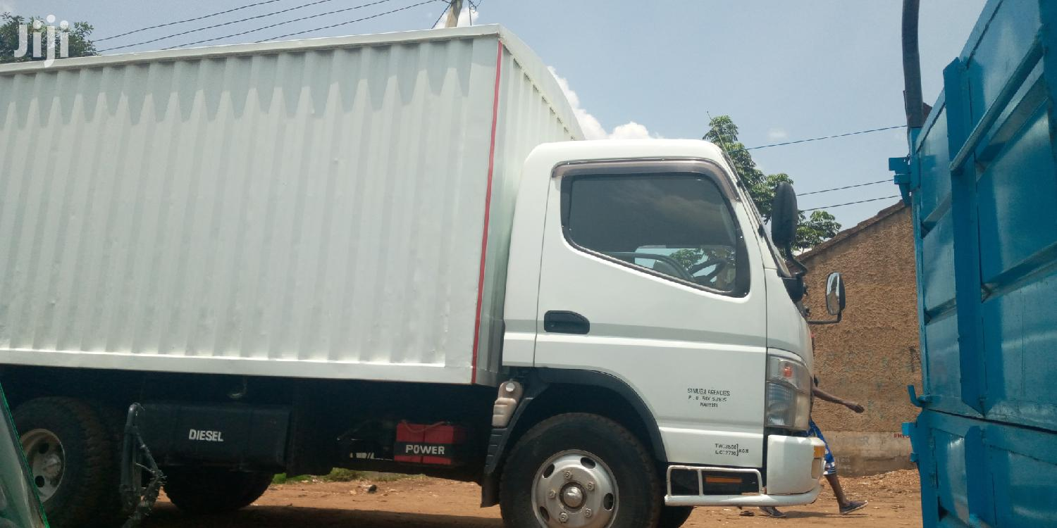Archive: Extremely Clean Mitsubishi Canter 4m50