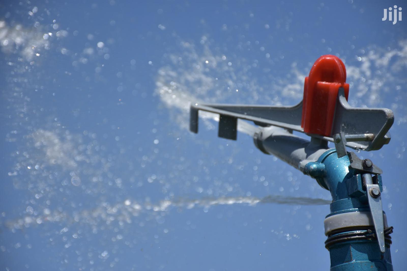 Rain Gun Sprinklers In Kenya