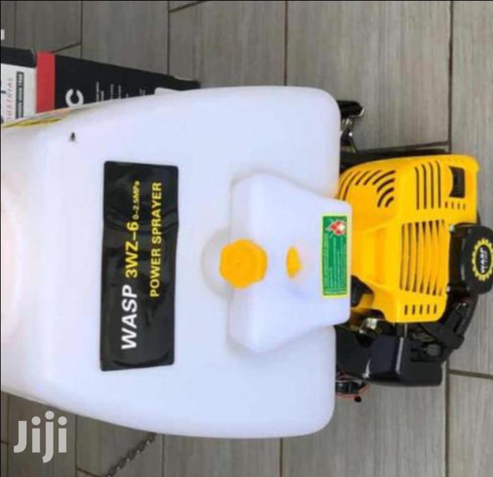 Petrol Power Knapsack Sprayer