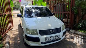 Toyota Succeed 2011 White | Cars for sale in Mombasa, Mvita