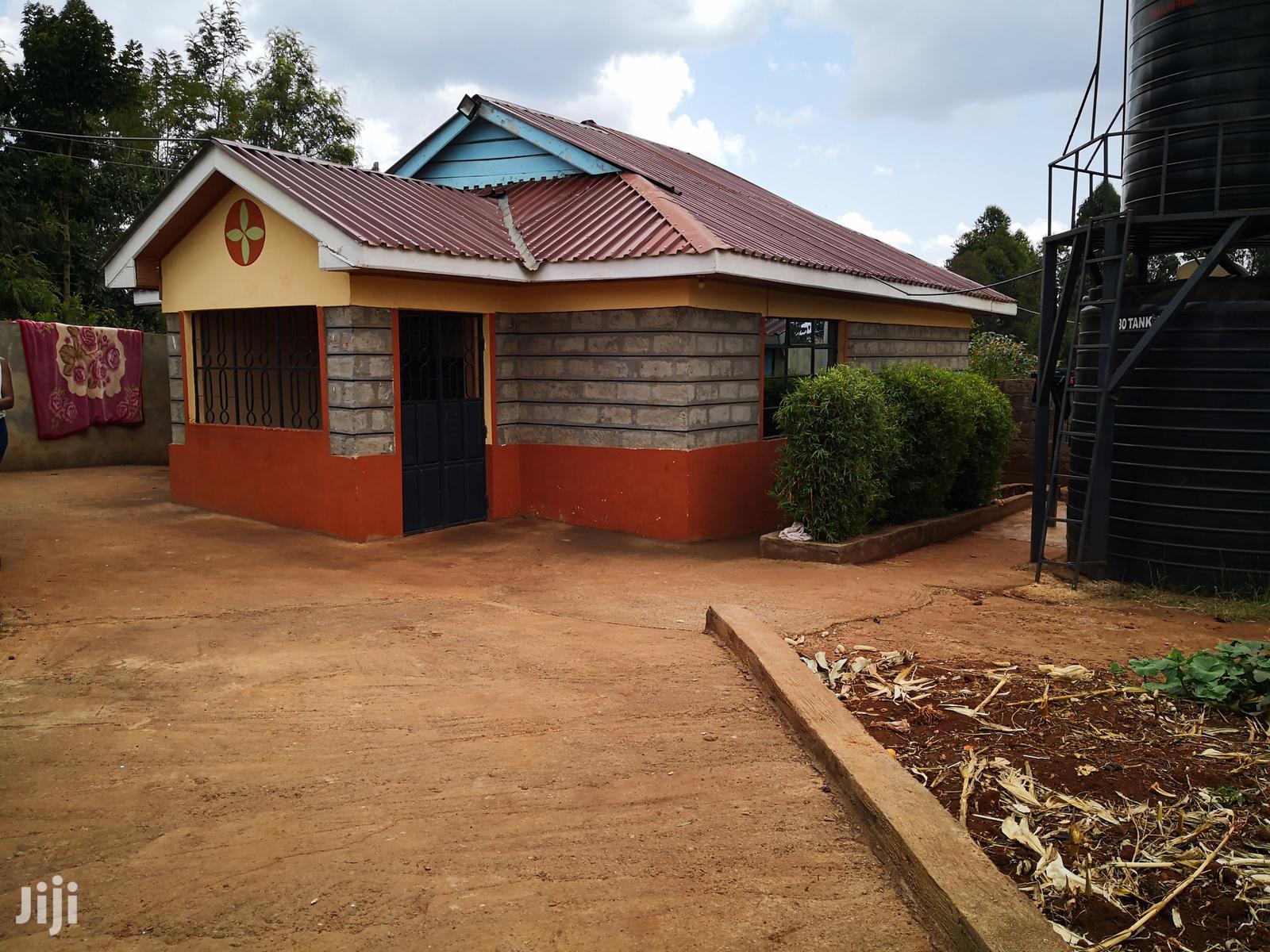 3 Bedrooms Bungalow in Gikambura Kikuyu Kiambu for Sale.   Houses & Apartments For Sale for sale in Kikuyu, Kiambu, Kenya