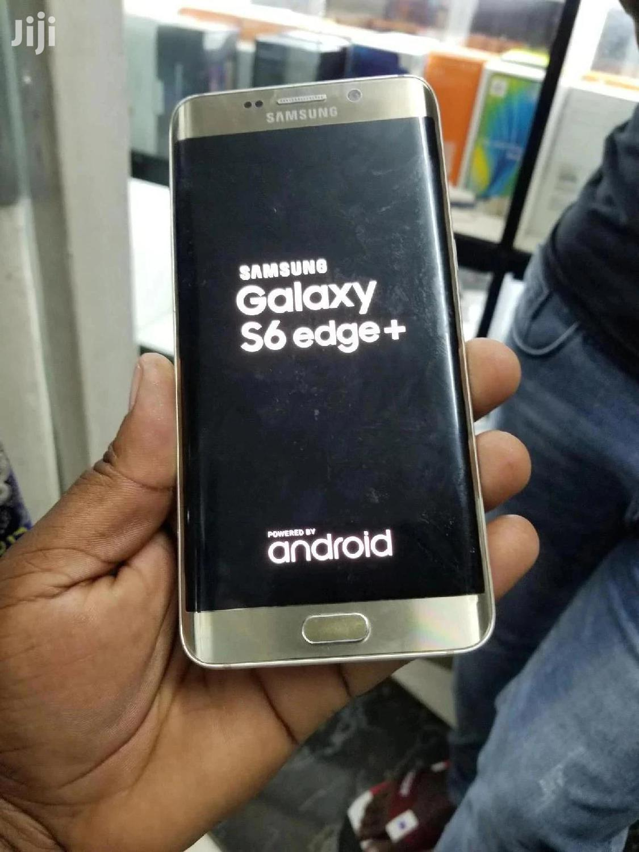 Samsung Galaxy S6 Edge Plus 64 GB Gold | Mobile Phones for sale in Nairobi Central, Nairobi, Kenya