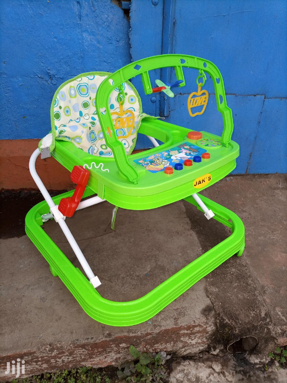 Baby Walker Stroller Push Gear Feeding Chair