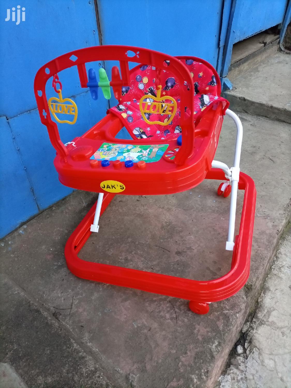 Baby Walker Stroller Push Gear Feeding Chair   Children's Gear & Safety for sale in Nairobi Central, Nairobi, Kenya