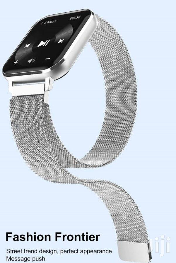 Smart Watch With Heart Rate Monitor   Watches for sale in Nairobi Central, Nairobi, Kenya