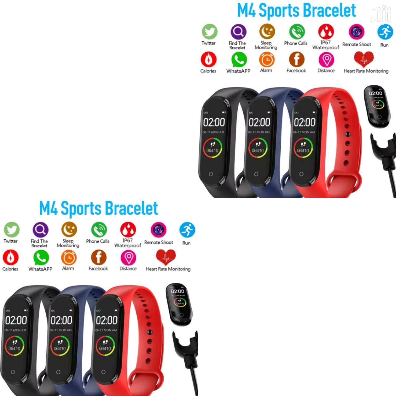 M4 Smart Bracelet Available