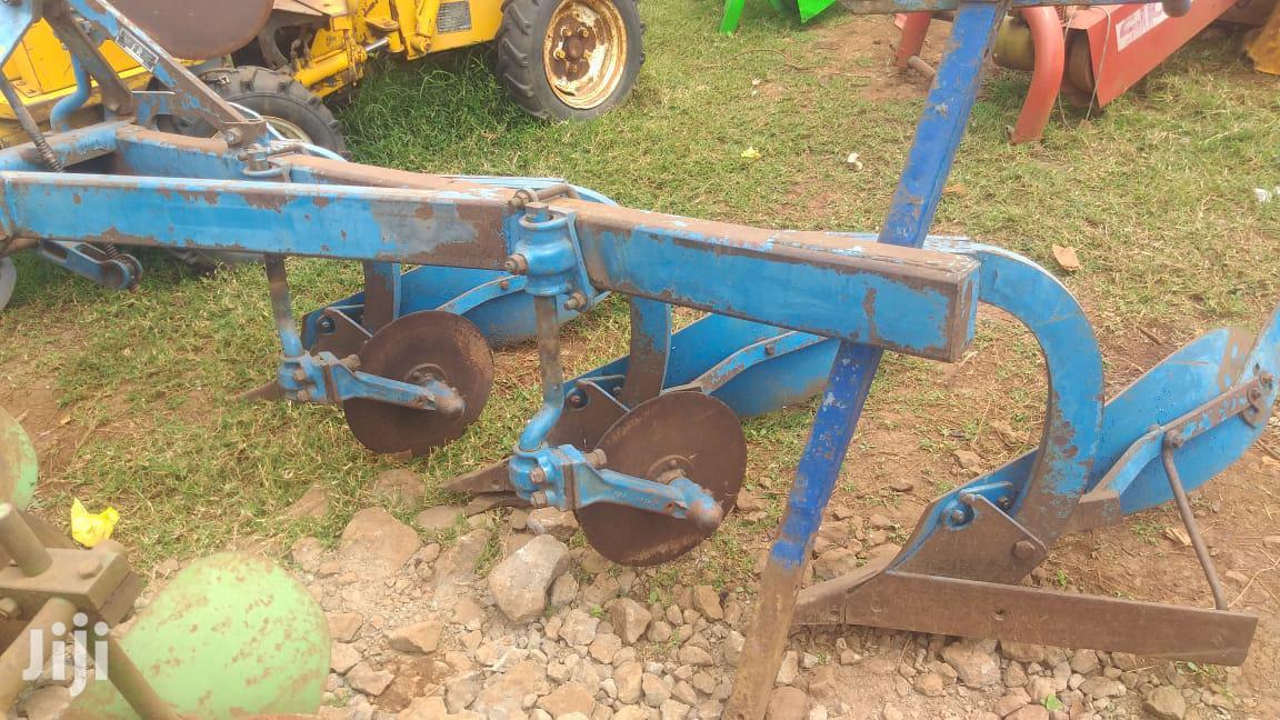 Muld Bold Plough