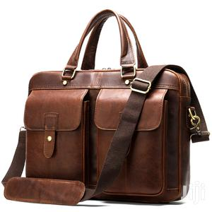Genuine Leather Laptop Shoulder Bag #7010   Bags for sale in Nairobi, Nairobi Central