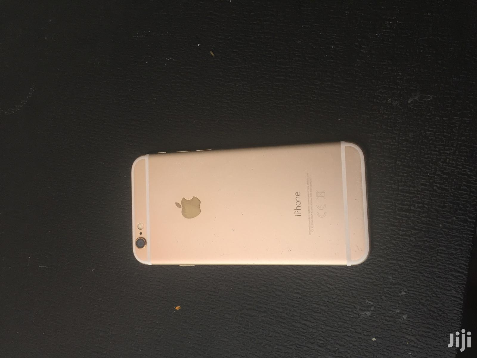 Archive: Apple iPhone 6 32 GB Gold