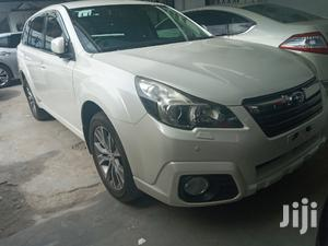 Subaru Outback 2013 White | Cars for sale in Mombasa, Mvita