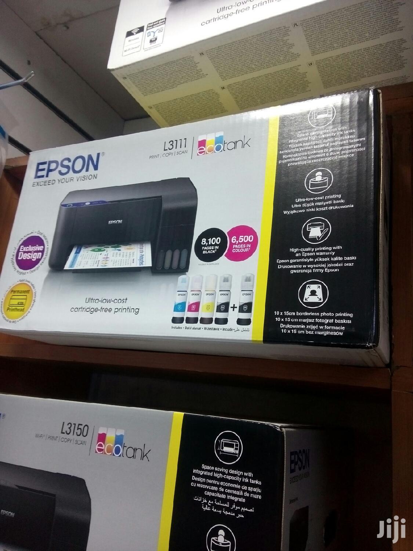 L3111 Epson Printer