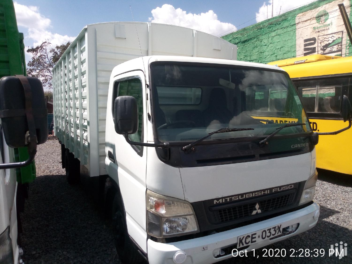 Archive: Mitsubishi Canter 4d34 Local on Quick Sale