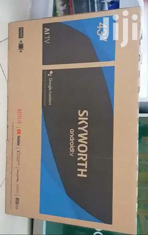 43 Inch Skyworth FRAMELESS Smart Android Full HD LED TV | TV & DVD Equipment for sale in Nairobi, Nairobi Central