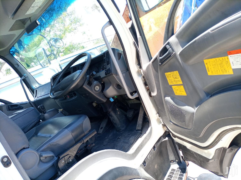 Isuzu ELF Truck 2012 White | Trucks & Trailers for sale in Tudor, Mombasa, Kenya