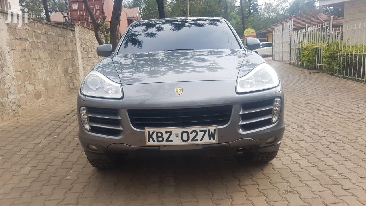Porsche Cayenne 2009 Silver | Cars for sale in Lavington, Nairobi, Kenya