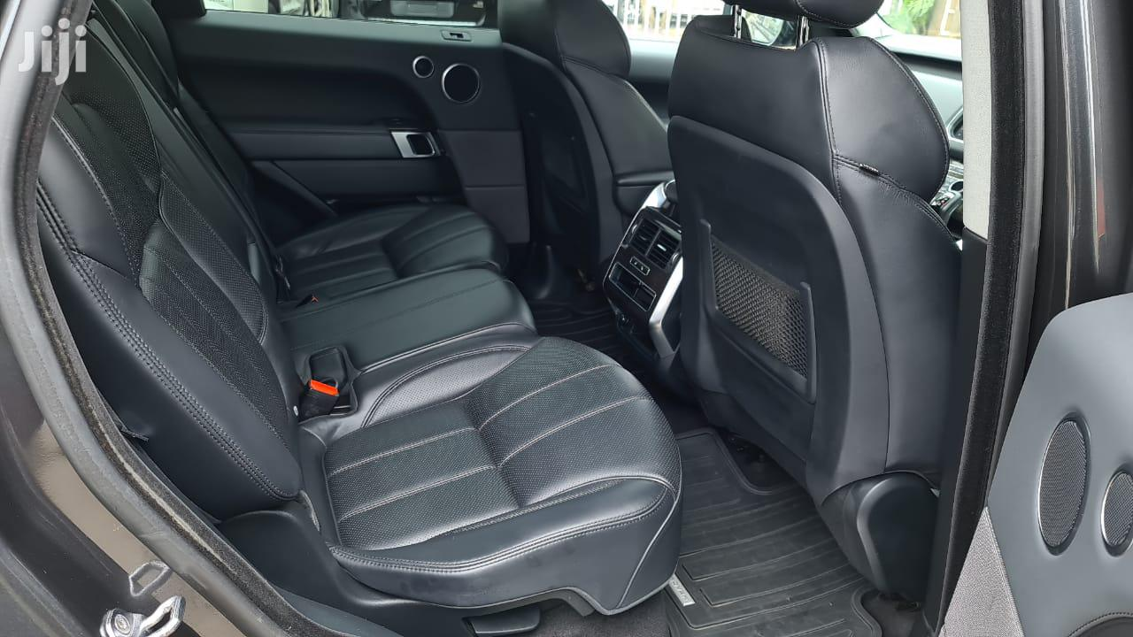 Archive: Land Rover Range Rover Sport 2013 HSE Lux Gray