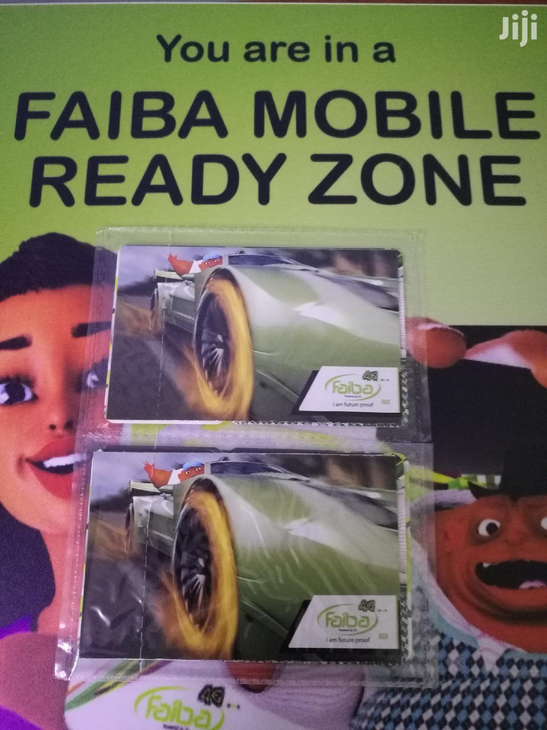 Faiba Jtl Simcards | Accessories for Mobile Phones & Tablets for sale in Nairobi Central, Nairobi, Kenya