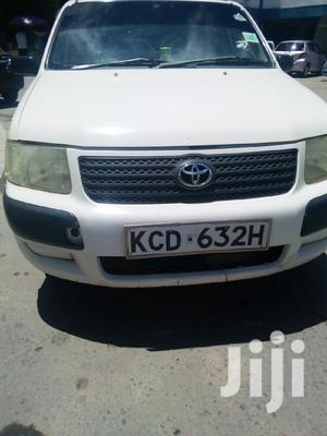 Toyota Succeed 2006 White | Cars for sale in Mombasa, Kisauni