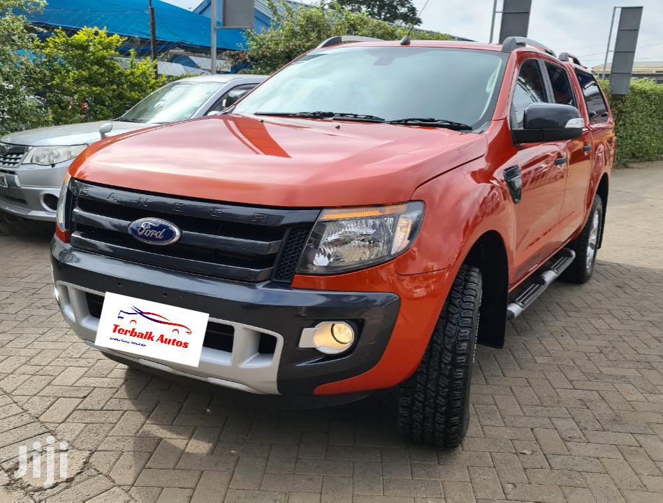 Ford Ranger 2013 Red | Cars for sale in Kilimani, Nairobi, Kenya