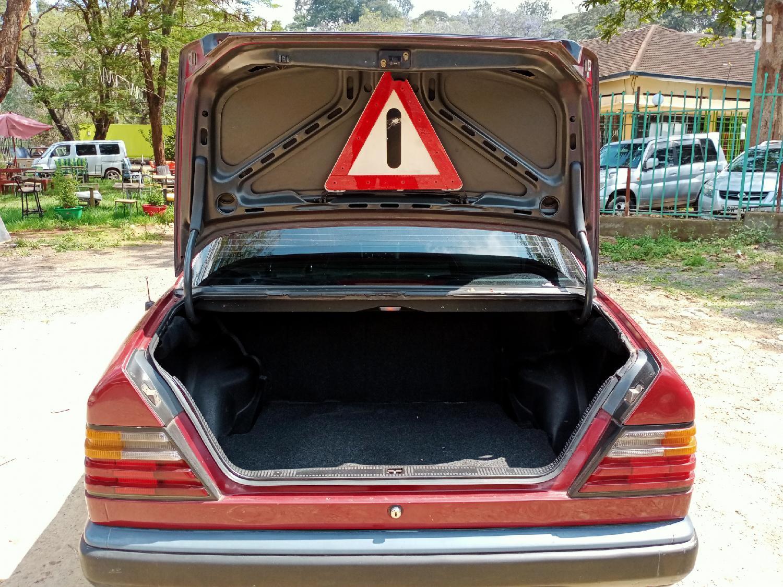 Mercedes-Benz C200 1989 Red   Cars for sale in Ridgeways, Nairobi, Kenya