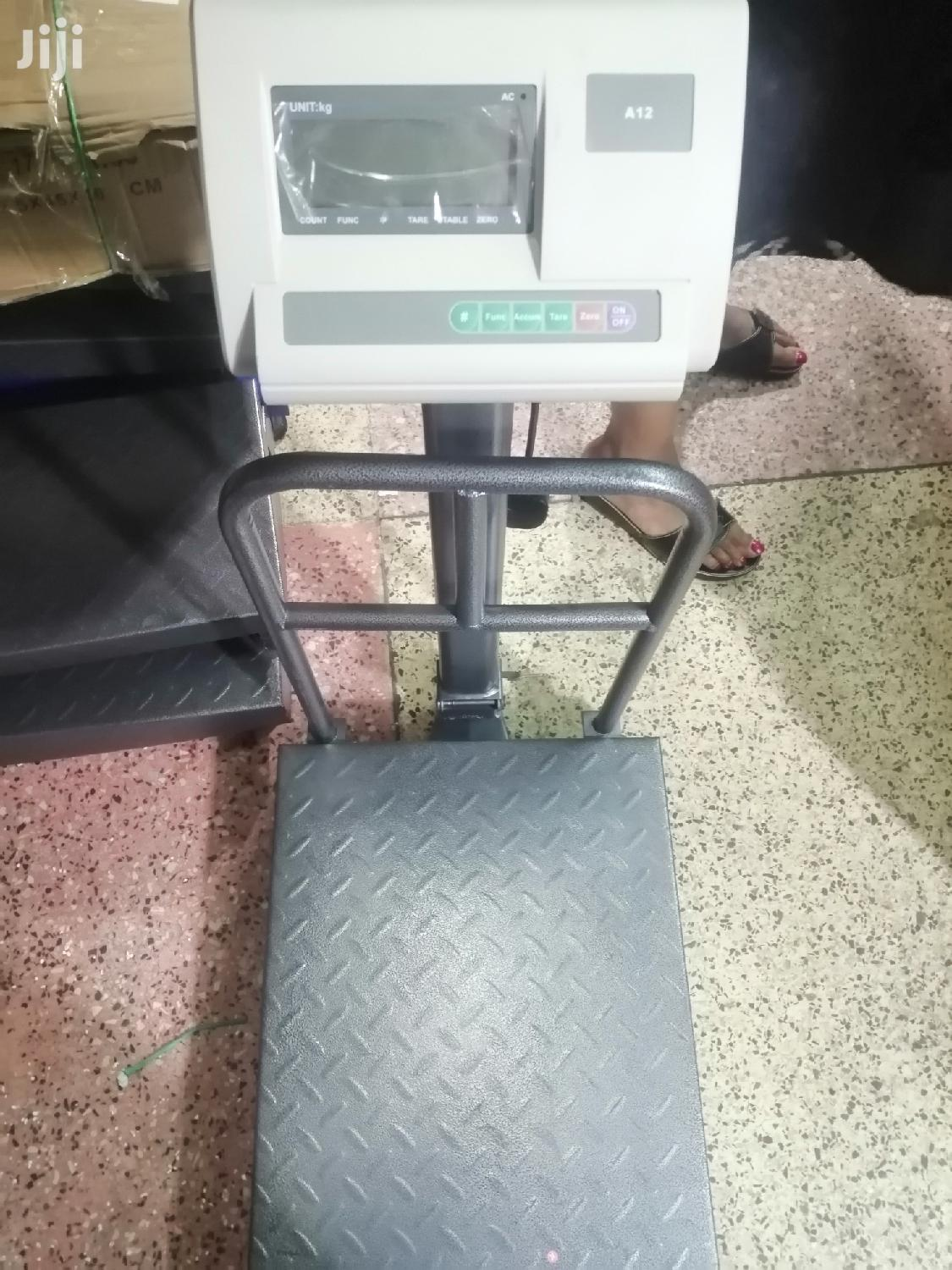 300kgs A12 Weighing Digital Scale