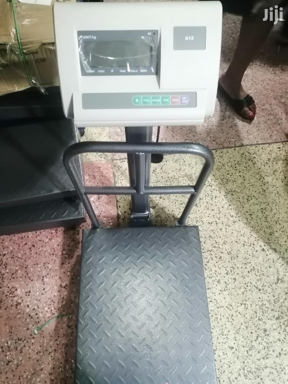 300kgs A12 Weighing Digital Scale | Store Equipment for sale in Nairobi Central, Nairobi, Kenya