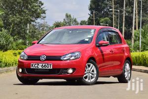Volkswagen Golf 2013 Red | Cars for sale in Nairobi, Runda