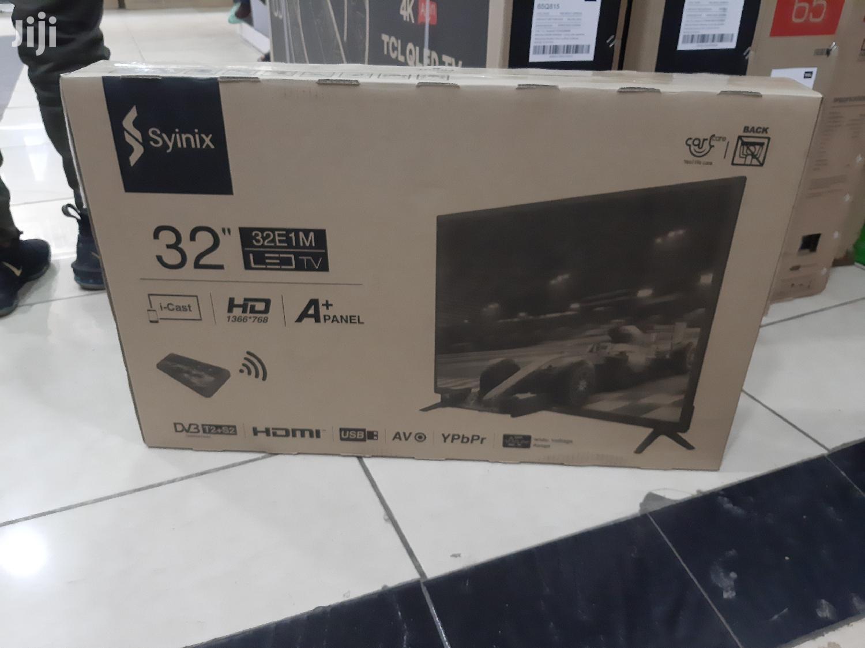Syinix Digital Led TV 32 Inch