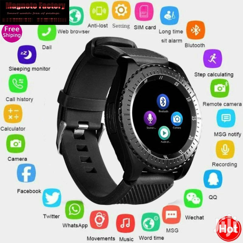 High Quality Y1 Smartwatch | Smart Watches & Trackers for sale in Nairobi Central, Nairobi, Kenya