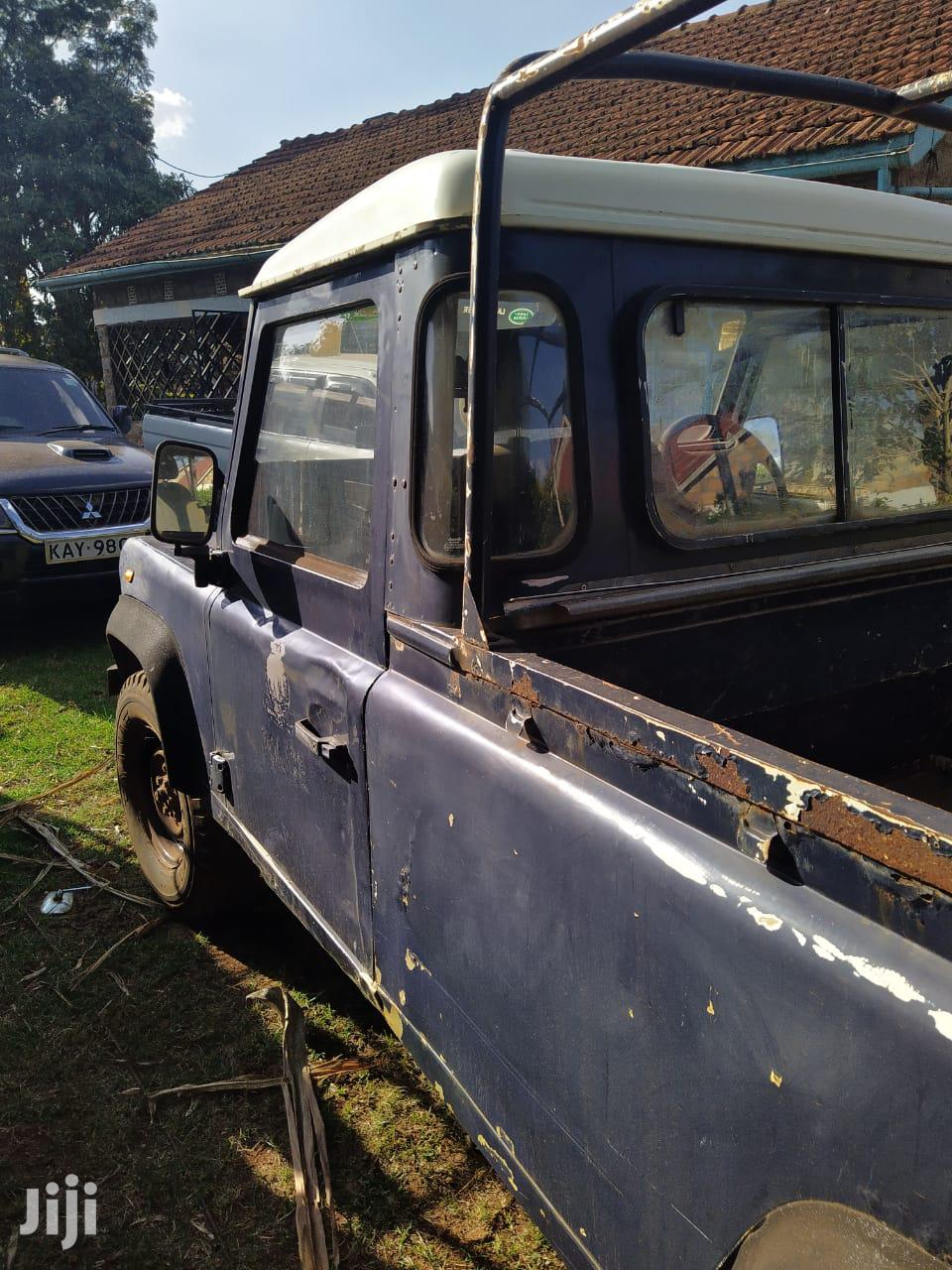 Land Rover Defender 2000 Blue | Cars for sale in Ruiru, Kiambu, Kenya