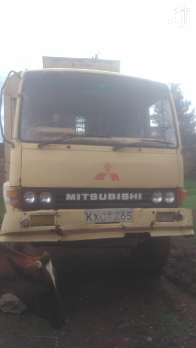 Mitsubishi 1994 Beige