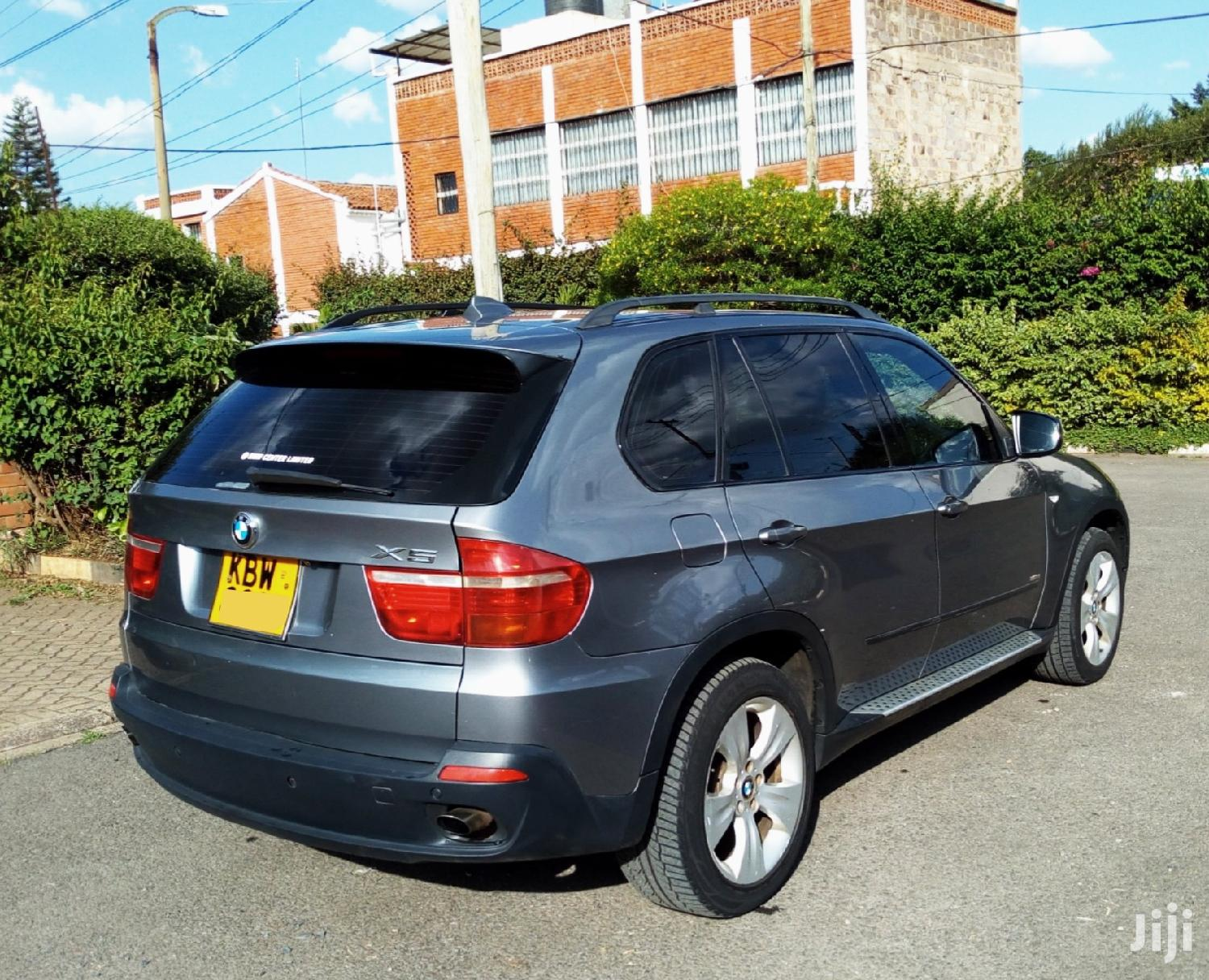 Archive: BMW X5 2007 Gray