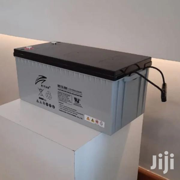 150AH,12V Deep Cycle Solar Battery