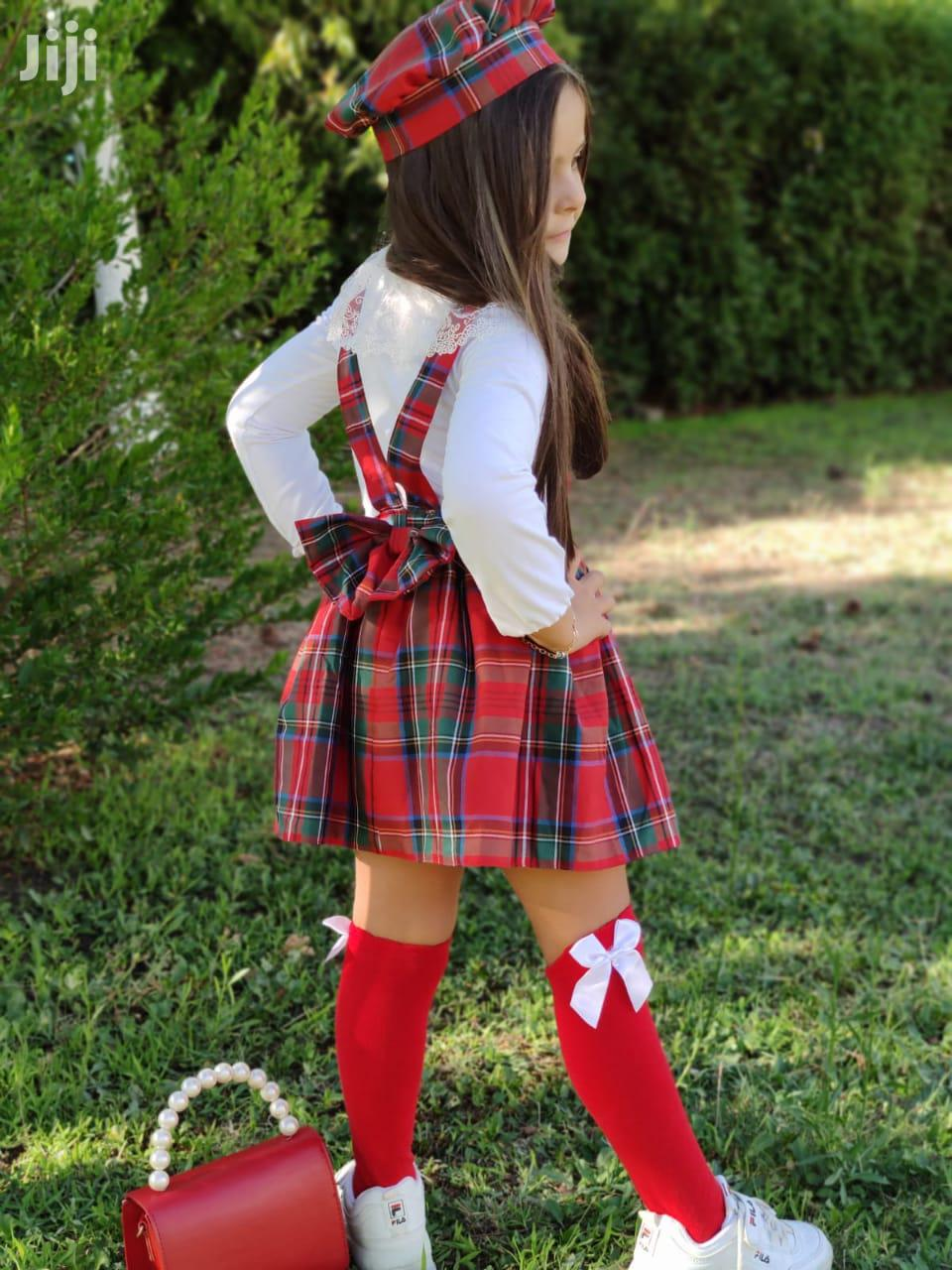 Girls Fancy Skirt Sets