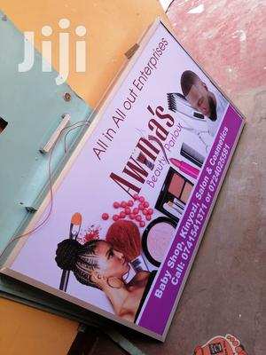 Light Box And Sinage | Printing Services for sale in Nairobi, Nairobi Central