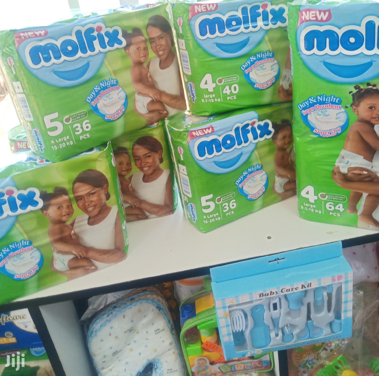 Archive: Molfix Diapers/Pants