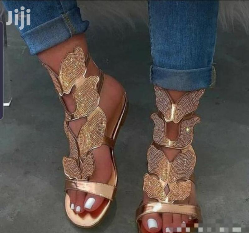 Classy Ladies Gladiator Sandals