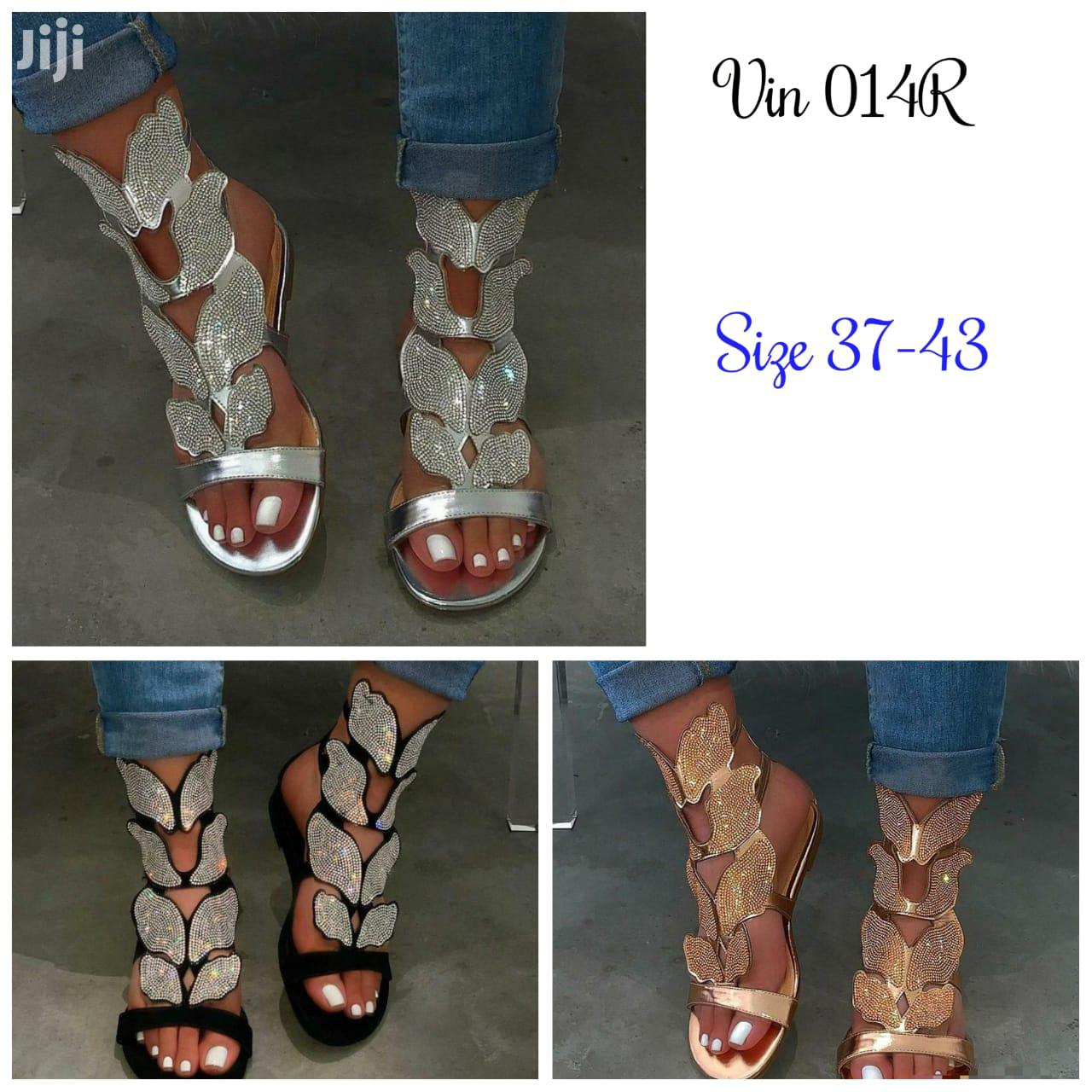Classy Ladies Gladiator Sandals | Shoes for sale in Nairobi Central, Nairobi, Kenya