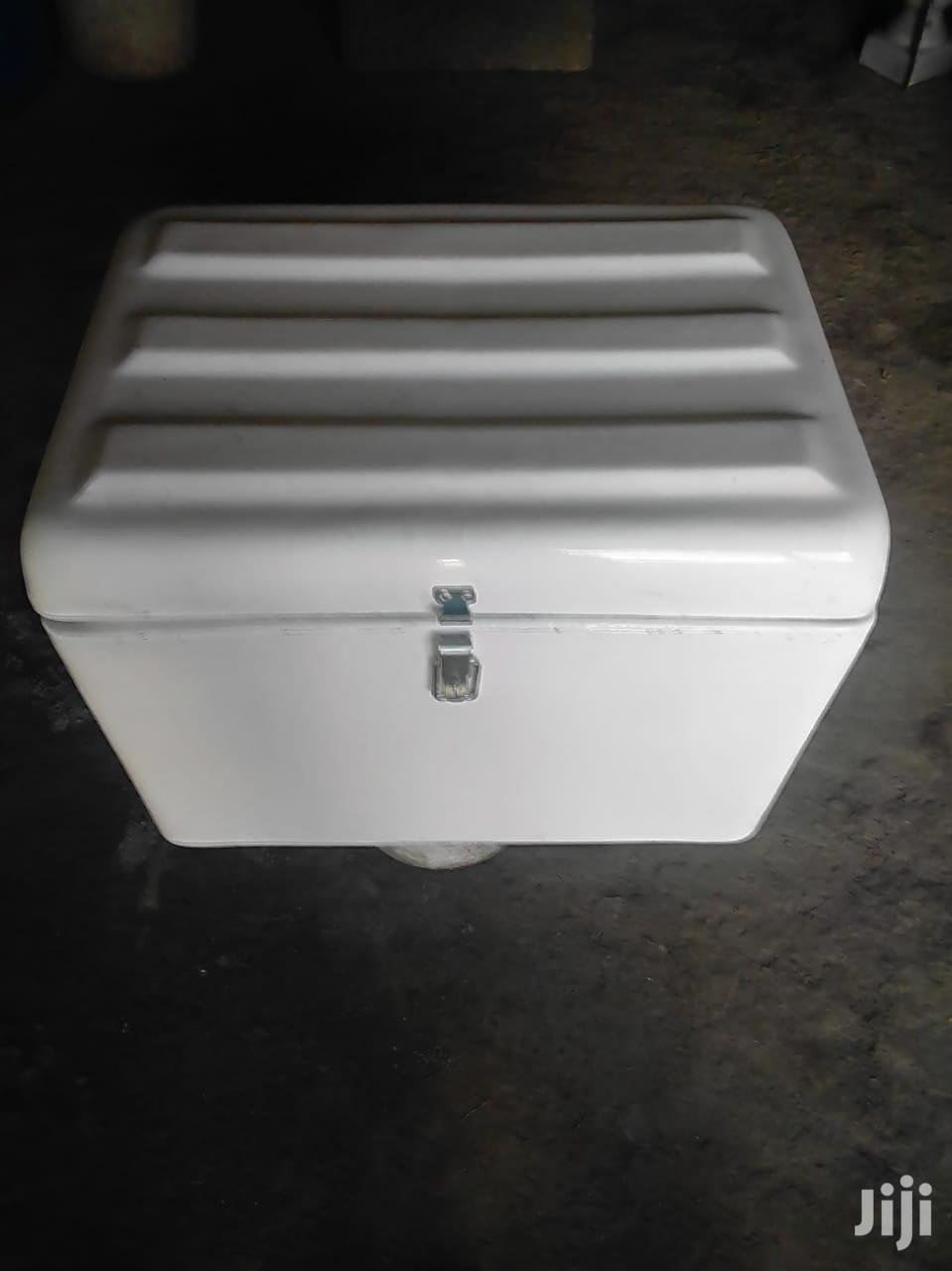 We Make Fibreglass Carrier Boxes For Motorbikes | Manufacturing Services for sale in Kitengela, Kajiado, Kenya