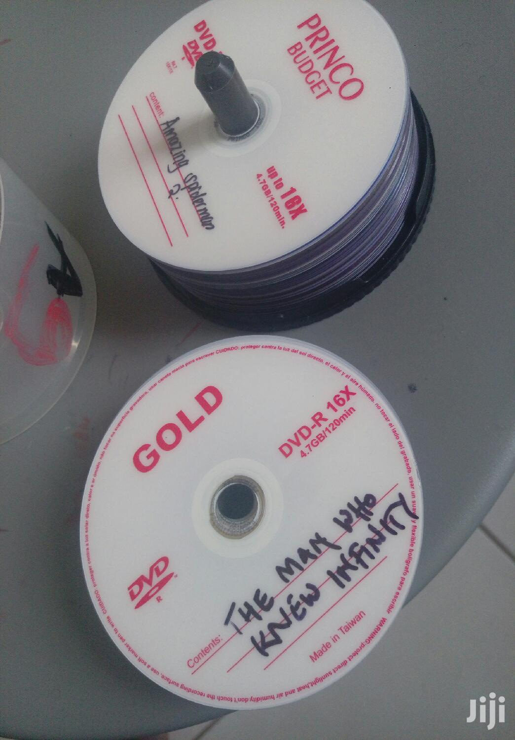 Archive: Movie And Series Collection